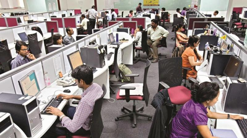 The company's market valuation stood at Rs 3,058.39 crore. (Photo: Representational/PTI).