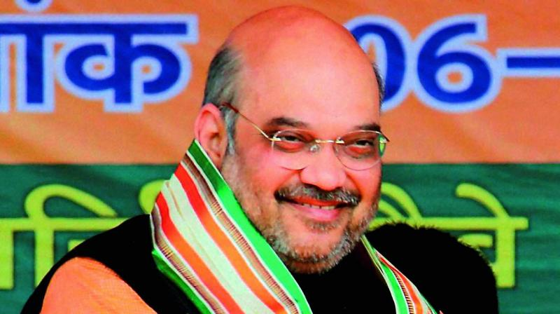 BJP national president Amit Shah on Tuesday summoned BJP leaders from both the Telugu states for a meeting in Delhi.