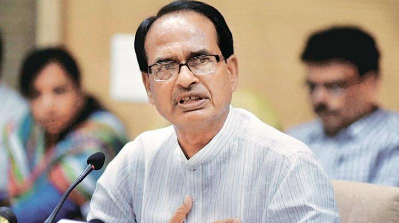 BJP leader and former chief minister Shivraj Singh Chouhan (Photo: PTI)