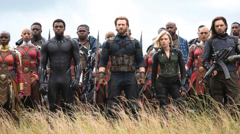 A picture from Avengers: Endgame used for representational purposes only.