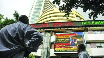 Over the last week, the BSE Sensex lost 649.17 points, or 1.74 per cent.