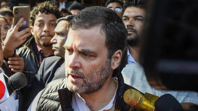Rahul Gandhi writes to Modi: Total lockdown is not for India
