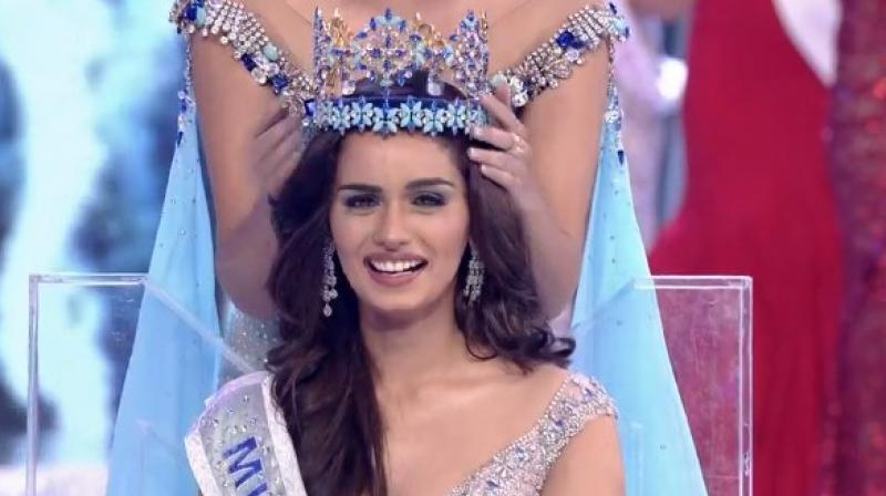 President, PM congratulate Manushi Chhillar for winning Miss World title