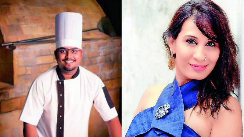 Chef Malcolm Mathew, Executive Sous Chef and Ruchika Sharma, Celebrity Chef tells us about some dish we could try this new year.