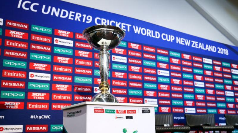 It's considered the stepping stone for the stars of the future and 15 teams, including three-time champions India, would be aiming to discover their Virat Kohlis and Steve Smiths when the ICC Under-19 World Cup starts off on Saturday.(Photo: AFP)