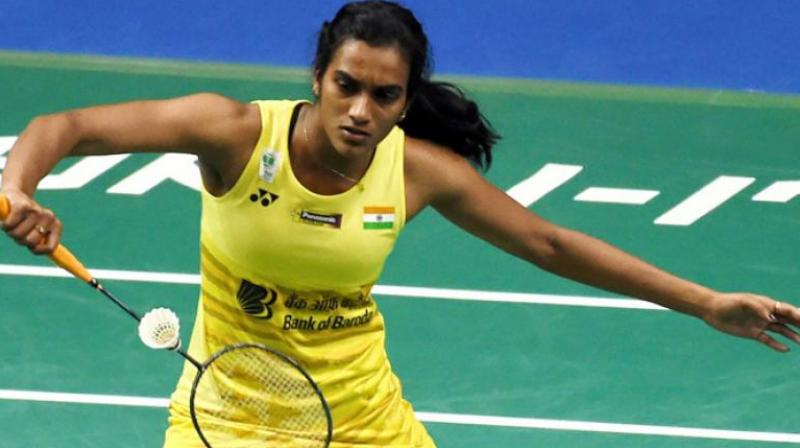 Sindhu fought hard in the match, but finished runner-up. (Photo: AFP)