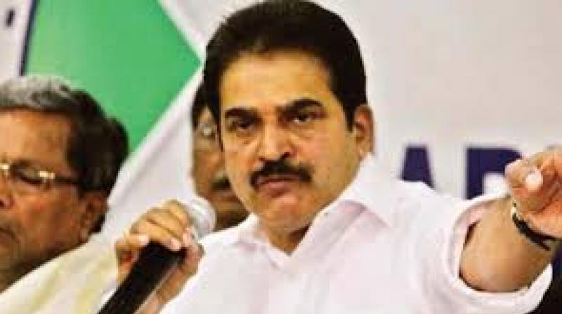 'For the larger interest of the party, yesterday and today, we had detailed discussions with senior leaders and ministers. Today morning, we met the ministers. In the prevailing condition, the ministers themselves voluntarily resigned ministership as far as the Congress ministers are concerned,' Venugopal said after the meeting. (Photo: File)