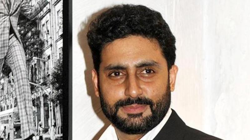 Abhishek Bachchan.