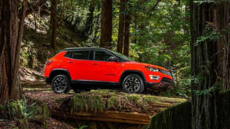India-spec Jeep Compass is likely to be a diesel-only model.