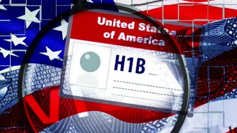 By Photo Congress || Us H1b Visa Renewal In India