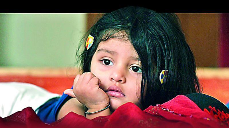 A still from Pihu