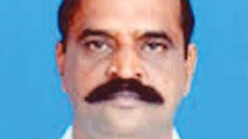 Kadambur C Raju