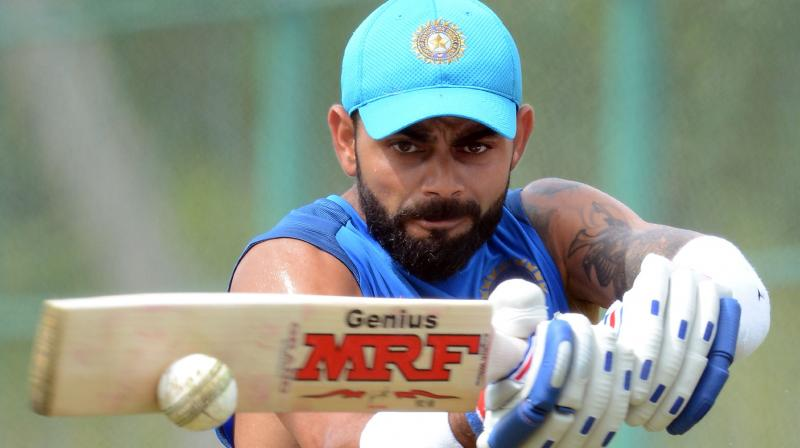Kohli faces a race against time in order to be fit for Team India's upcoming tours of Ireland and England. (Photo: AP)