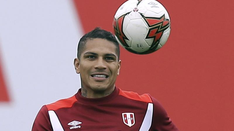2a2ce7dcd FIFA World Cup 2018  Peru captain Paolo Guerrero cleared to play ...