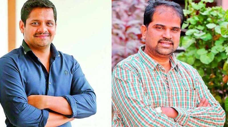 Bunny Vasu and Ashok Vallabhaneni