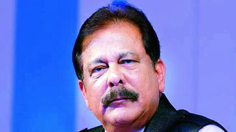 Earlier, the apex court had refused to hear a fresh plea of Sahara Group seeking more time to deposit Rs. 5000 crore (approx.) with the SEBI. (Photo: File)