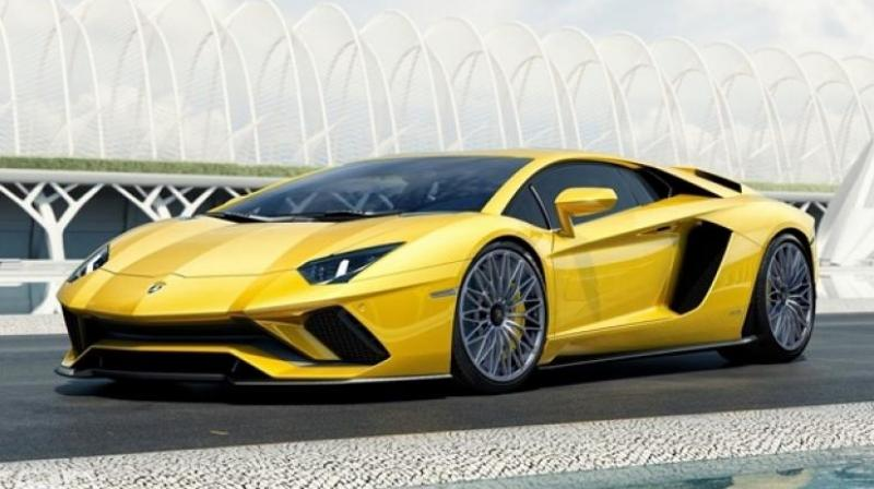Lamborghini Eyes India For Future Growth