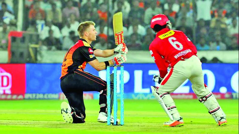 IPL 2017: Af-guns, Bhuvaneshwar Kumar slay Kings XI Punjab