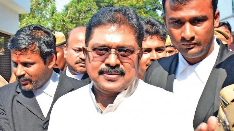 AIADMK deputy general secretary TTV Dhinakaran. (Photo: File)