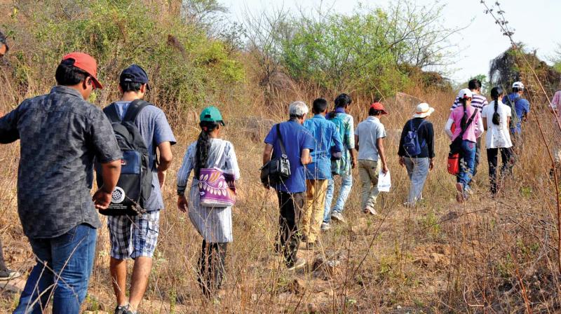 """A group of people approaches the forest department officials stating that its wants to photograph flowers and other plants located in the RFs. After getting permission from officials, they deviate the path and go on trekking,"" said a source. Mainly, trekking is entertained in Kotagiri and Coonoor areas in Nilgiris, added the source."