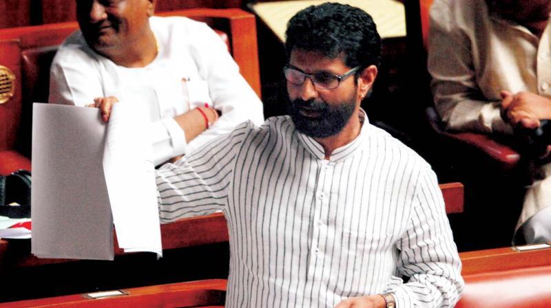 BJP minister C T Ravi