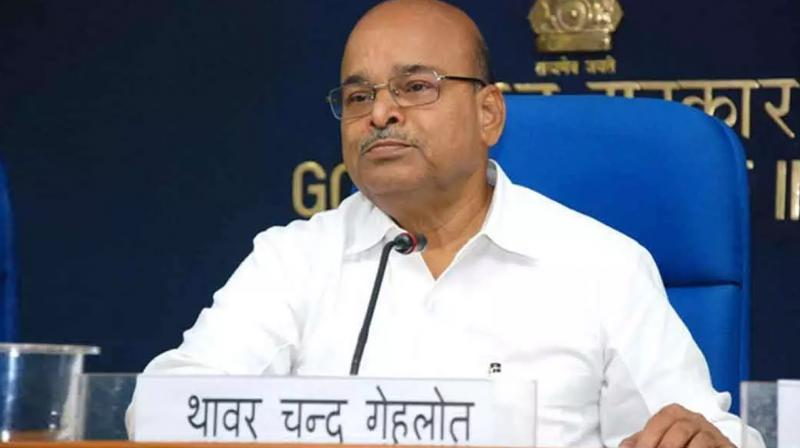 Union Minister Thaawarchand Gehlot appointed Karnataka Governor