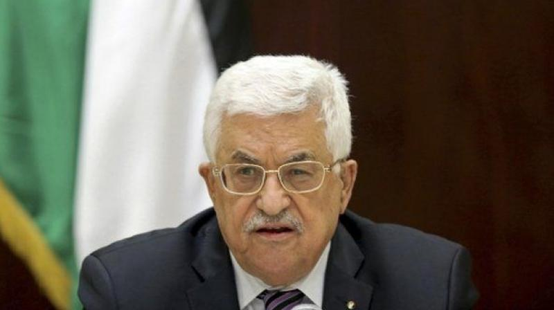 Palestinian president Mahmud Abbas's office said Wednesday Jerusalem is 'not for sale' after US President Donald Trump threatened to cut annual aid of more than USD 300 million (Photo: File)