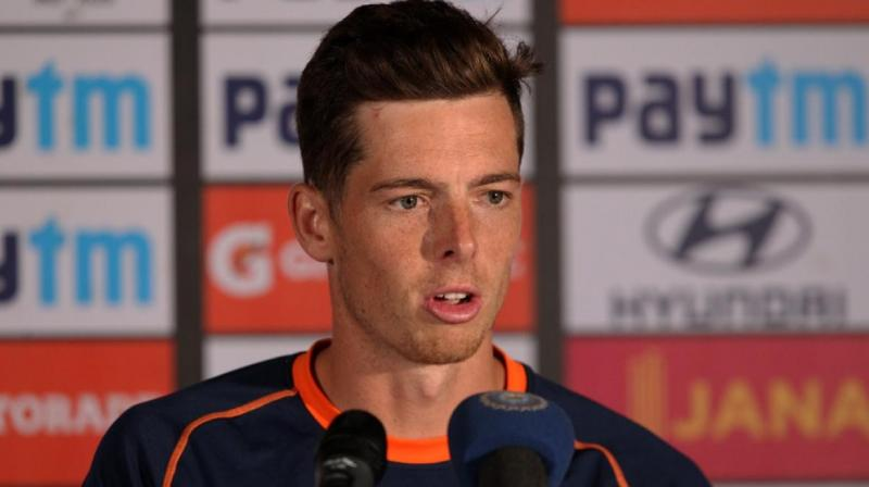 Santner, who also played in last year's series, conceded that Indian batsmen played spin very well.(Photo: BCCI)