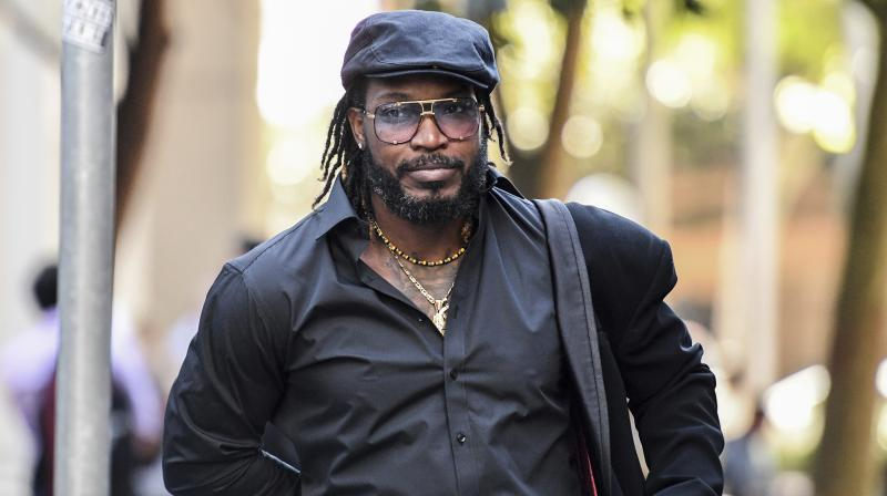 "Gayle denied the allegations, saying the journalists behind the story wanted to ""destroy him"". (Photo:AP)"