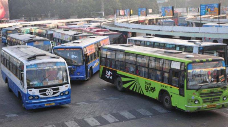 BMTC has established 92 centres at 26 locations in the city where students can apply for a pass.