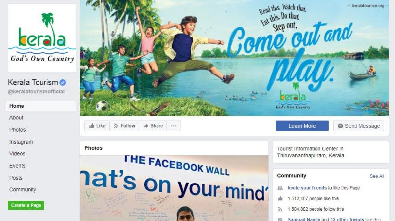 Do you know the Best Facebook Page of 2017?