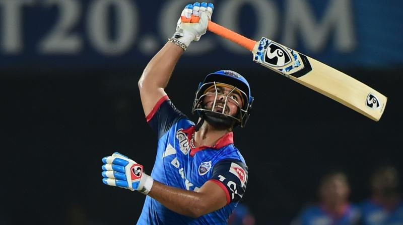 Ganguly is the advisor of IPL franchise Delhi Capitals, a team for which Pant recently scored massive runs although it failed to make the final. (Photo: PTI)