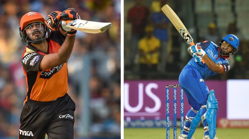 Wrong decision? Rishabh Pant steals IPL show over World Cup entrant Vijay Shankar