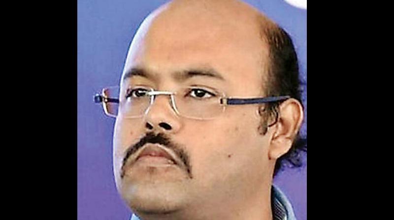 Dr Yathindra Siddaramaiah