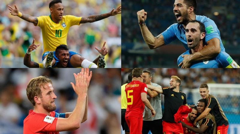 Football world cup final dates