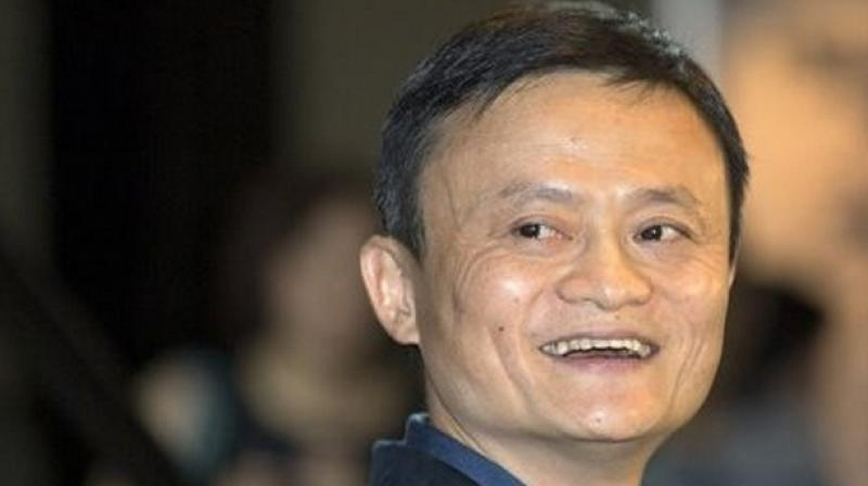 Alibaba founder Jack Ma. (Photo: AP)