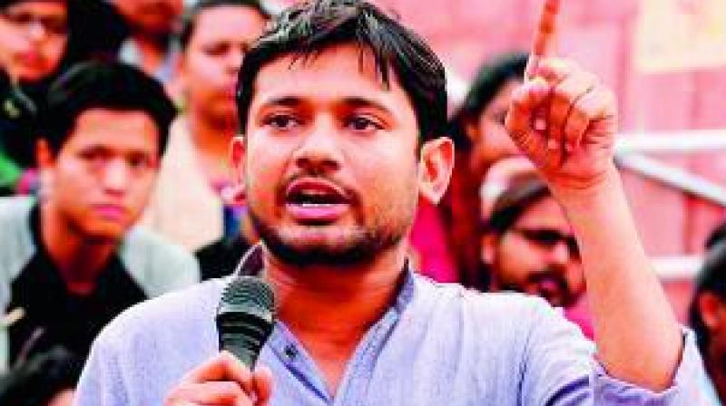 The Communist Party of India has left out student leader Kanhaiya Kumar from its first list of candidates for the Lok Sabha polls, indicating that its seat-sharing talks with the RJD in Bihar has hit roadblocks. (Photo: File)