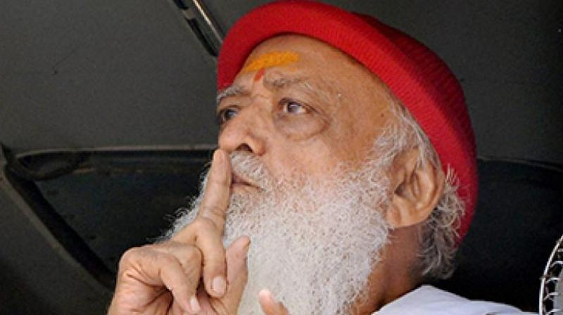 Self-styled godman Asaram Bapu gets life term in minor rape case