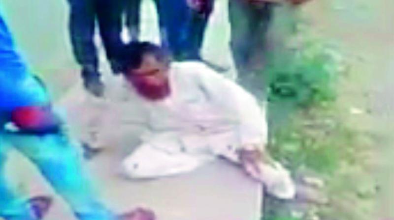 Pehlu Khan who was allegedly beaten to death by Gau Rakshaks in Alwar in Rajasthan.(Photo:DC/File)