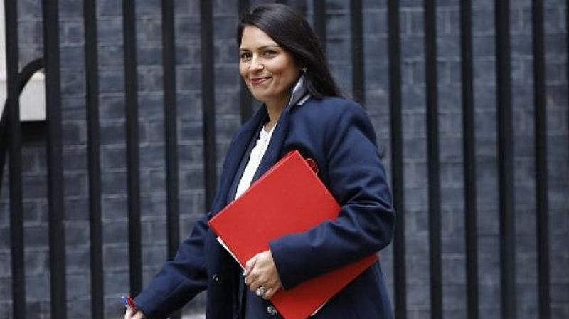 Priti Patel appointed Britain's 1st Indian-origin Home Secretary