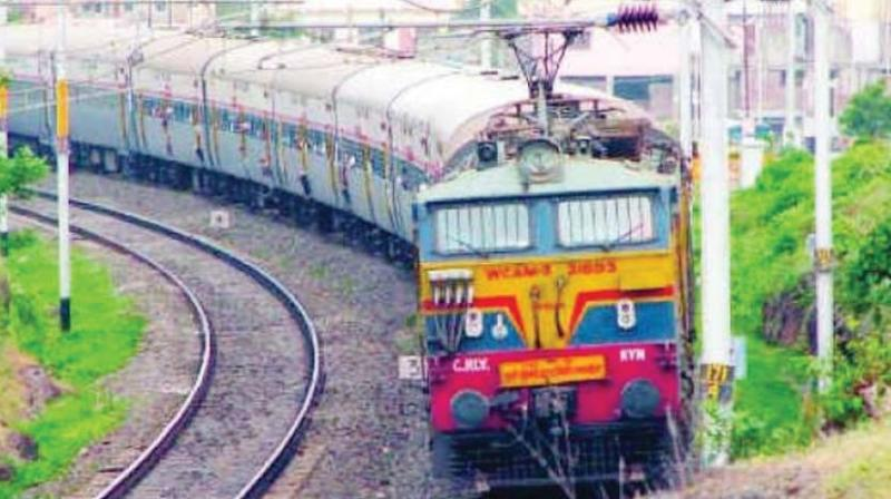 Several other passenger trains running in guntur section have also remained cancelled. (Representational image)