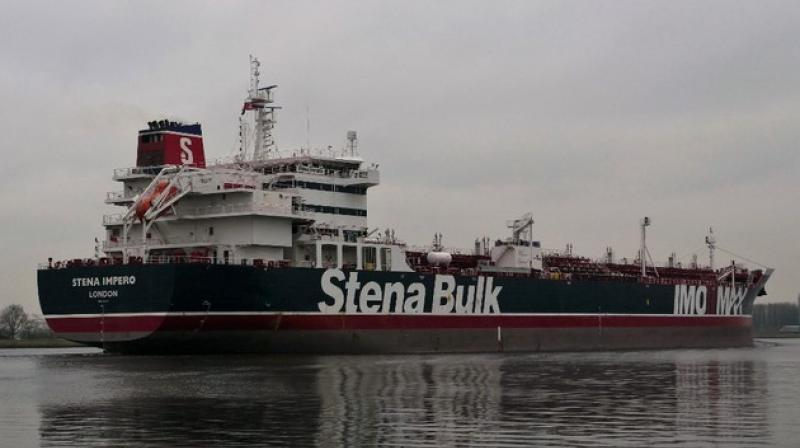 Tensions have spiked between Iran and the West after Iranian commandos seized the British-flagged tanker, which came after British forces captured an Iranian oil tanker near Gibraltar, accused of violating sanctions on Syria. (Photo: AFP)