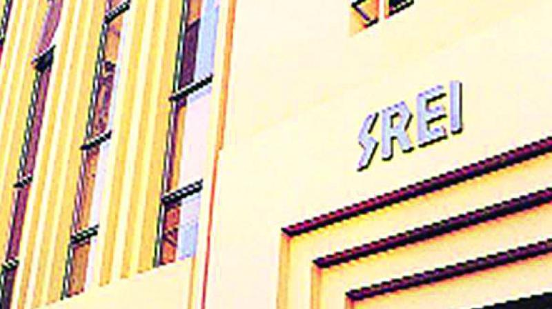 Srei Infra's total consolidated income for the quarter stood at Rs 1,424.18 crore as against Rs 1,537.43 crore recorded during the year-ago quarter.