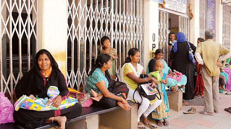 While government-run hospitals are very few and have a terrible track record, private hospitals hesitate to be part of these schemes as there is a lack of clarity from the government on reimbursements.