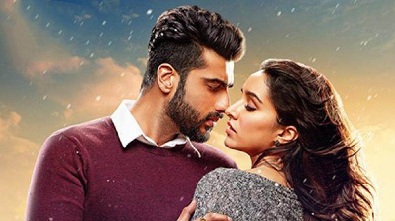 Arjun Kapoor And Shraddha Kapoors Half Girlfriend To Release In