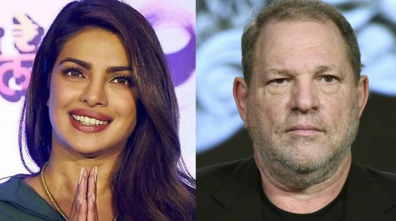 Before Priyanka Chopra, actresses like Angelina Jollie, Gwyneth Paltrow and several others have accused Harvey Weinstein of harassment.