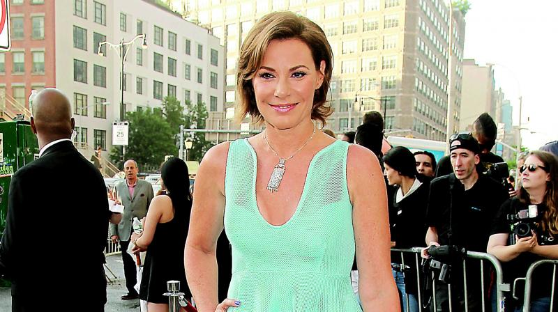 Luann apologised saying that it was her first time in Palm Beach since her wedding. She also said that she is committed to a transformative and hopeful 2018