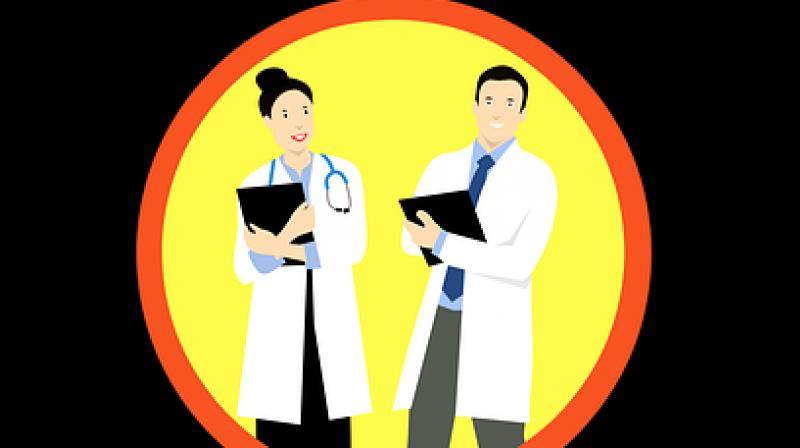 The data could also indicate industry bias resulting in fewer opportunities for female physicians. (Photo: Pixabay)