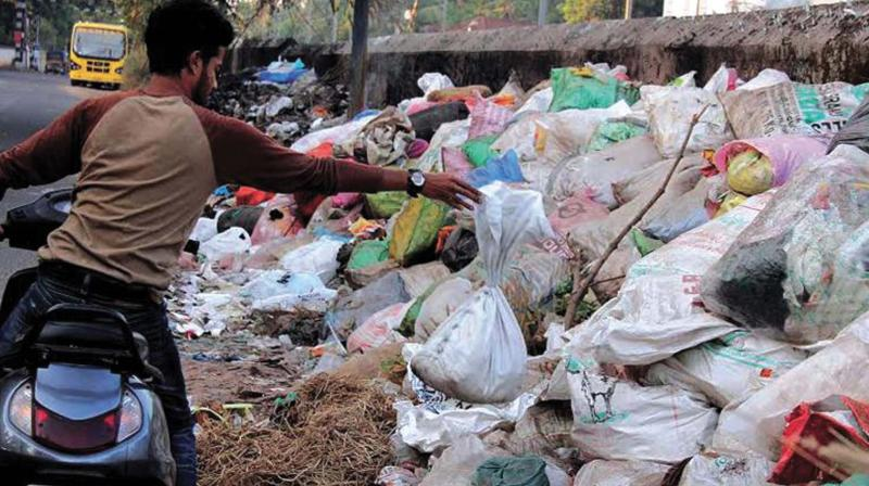 But only 60 per cent of it is processed, and the remaining unsegregated and littered waste remain scattered in our neighbourhoods and landfills.