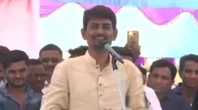 PM Modi turned fair after eating imported mushrooms: Alpesh Thakore